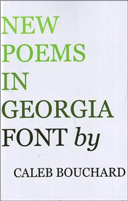 New Poems in Georgia Font
